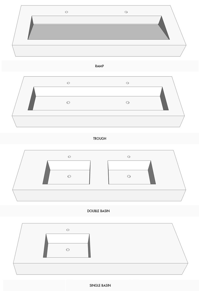 Concrete Sinks | Concreteworks East