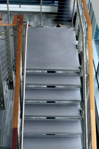 Holtec tech stairs